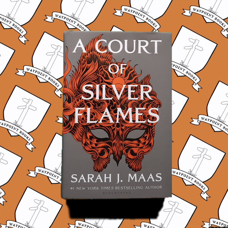 A Court of Silver Flame, by Sarah J. Maas