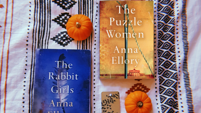 The Puzzle Women, by Anna Ellory