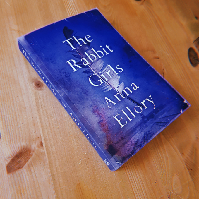 The Rabbit Girls, by Anna Ellory
