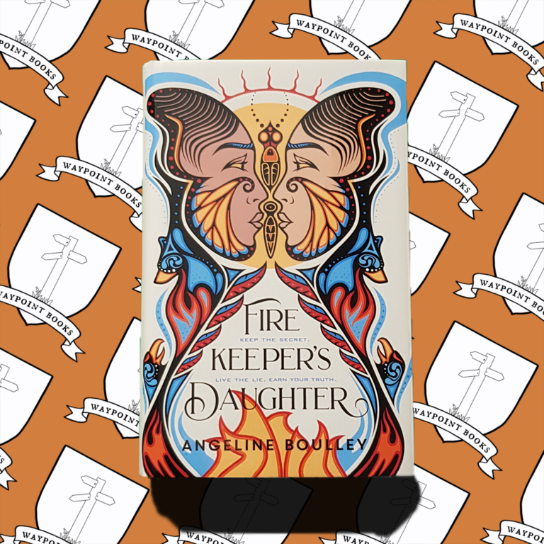 Firekeeper's Daughter by Angeline Boulley